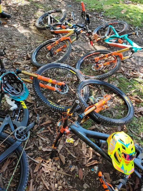 conclusion about buying a used mountain bike